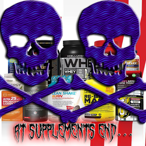 At Supplements End…