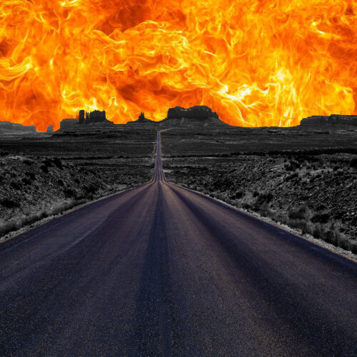 A Silent Walk Into Hell…
